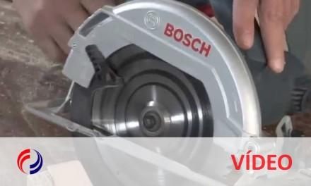 Serra Circular Bosch GKS 7000
