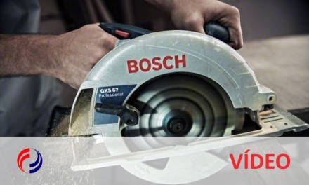 Serra circular Bosch GKS 67