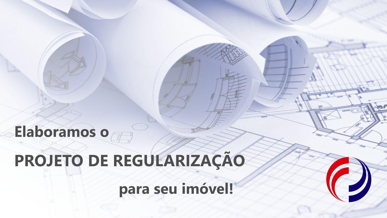 Projeto de Regularização para seu imóvel.