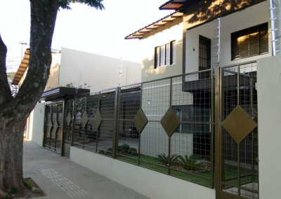 Comercial Dourados: Projetos Arquitetônicos