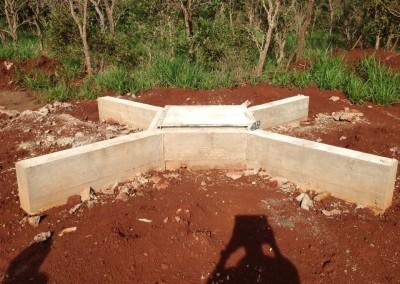 Base para Caixa D'água