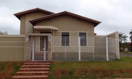 Obra Residencial na Vila Progresso em Dourados, MS.