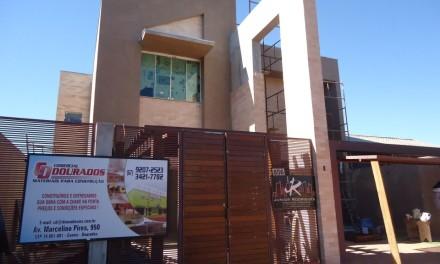 Obra Residencial no Parque Alvorada em Dourados, MS.