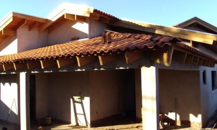 Obra Residencial no Jardim Vista Alegre em Dourados, MS.