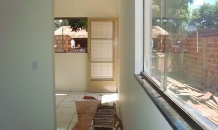 Obra Residencial no Jardim Novo Horizonte em Dourados, MS.