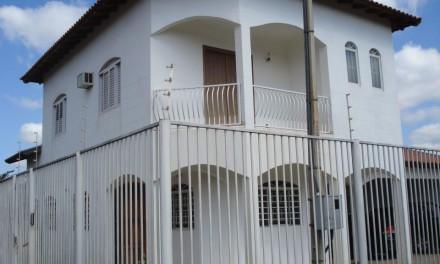 Obra Residencial no Jardim Paulista em Dourados, MS.