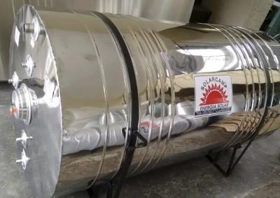 Comercial Dourados: Sistema Completo de Aquecimento de Água com Energia Solar.