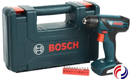 Furadeira e Parafusadeira à bateria GSR 1000 SMART BOSCH